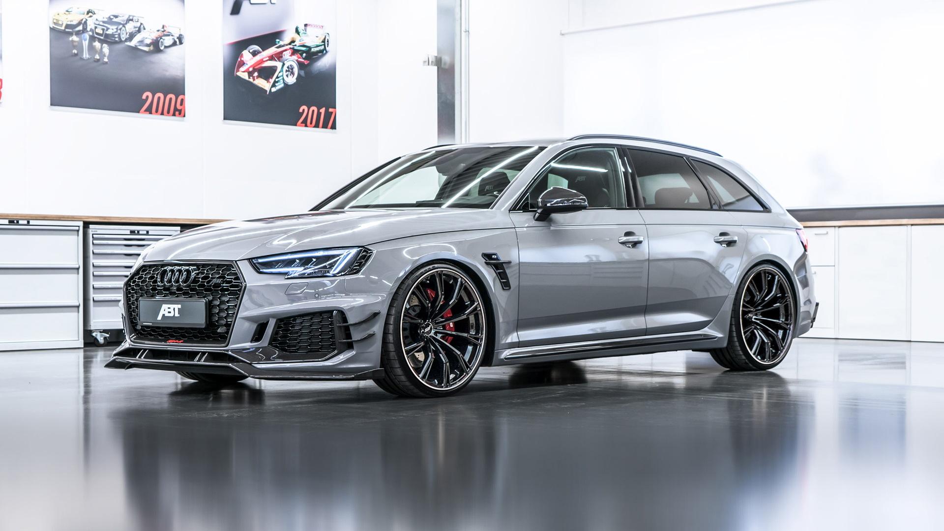 2018 Abt RS 4-R Avant