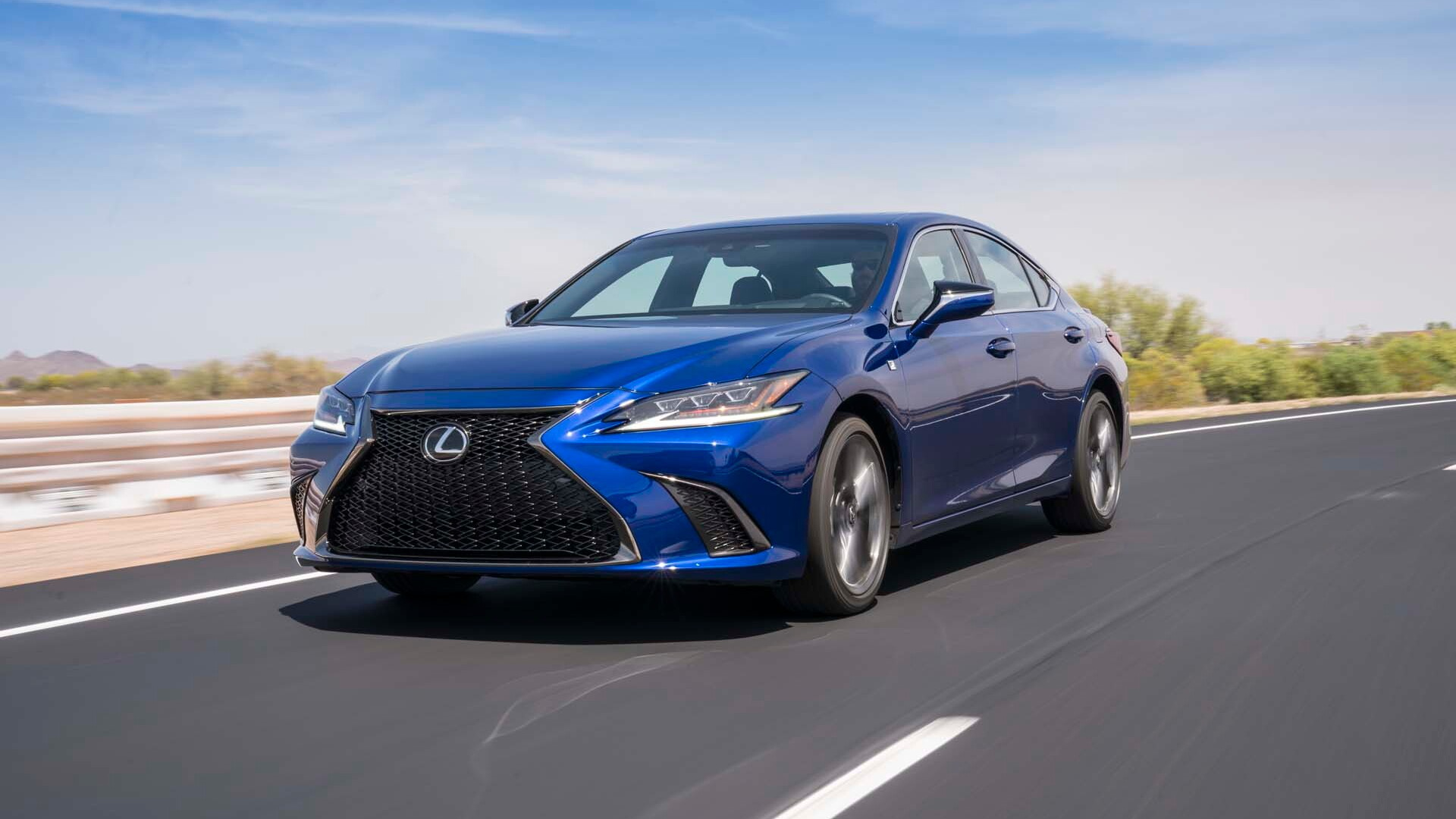 2019 Lexus Es Revealed Will Likely Replace Gs