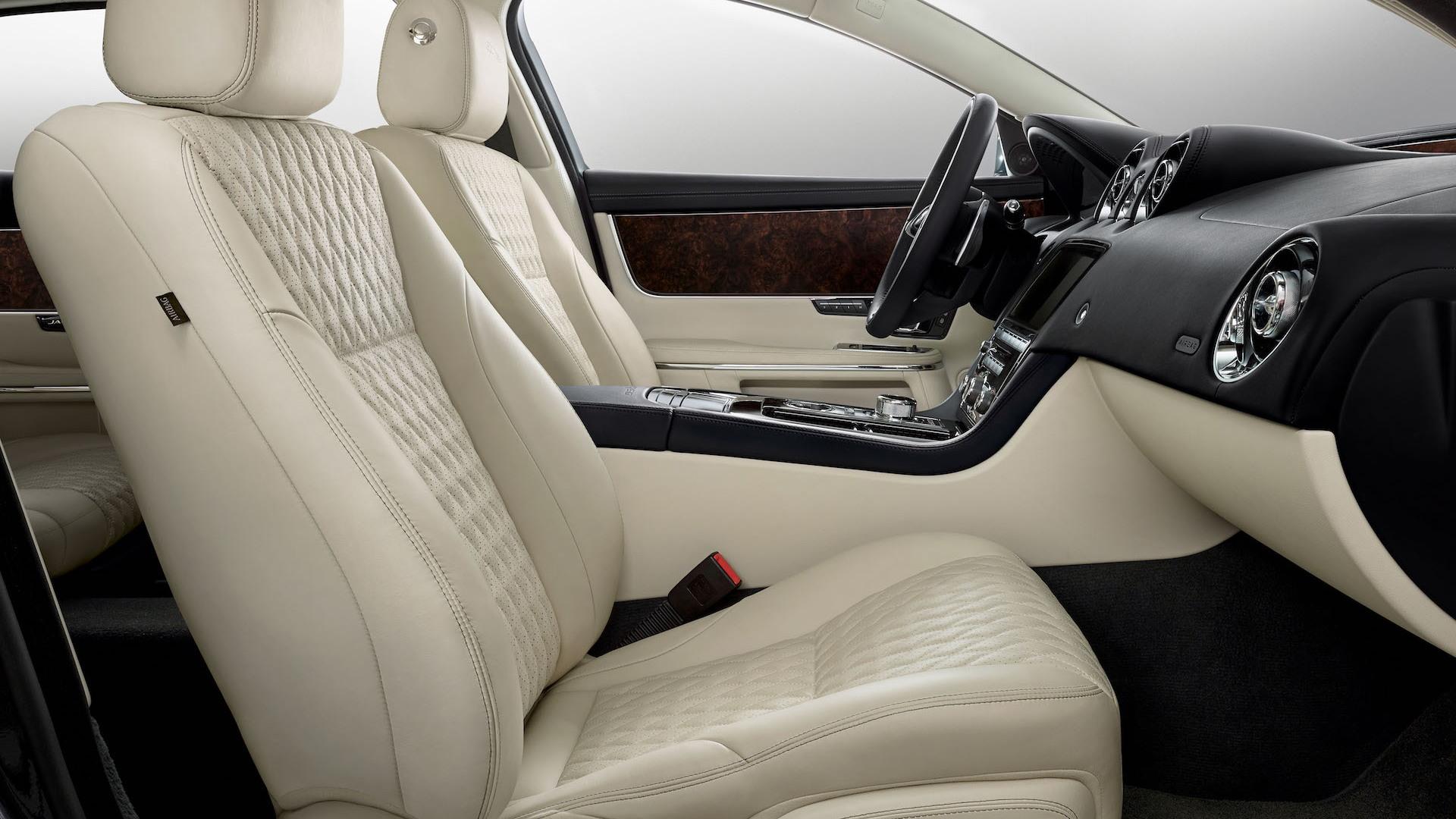 Jaguar XJ50 special edition