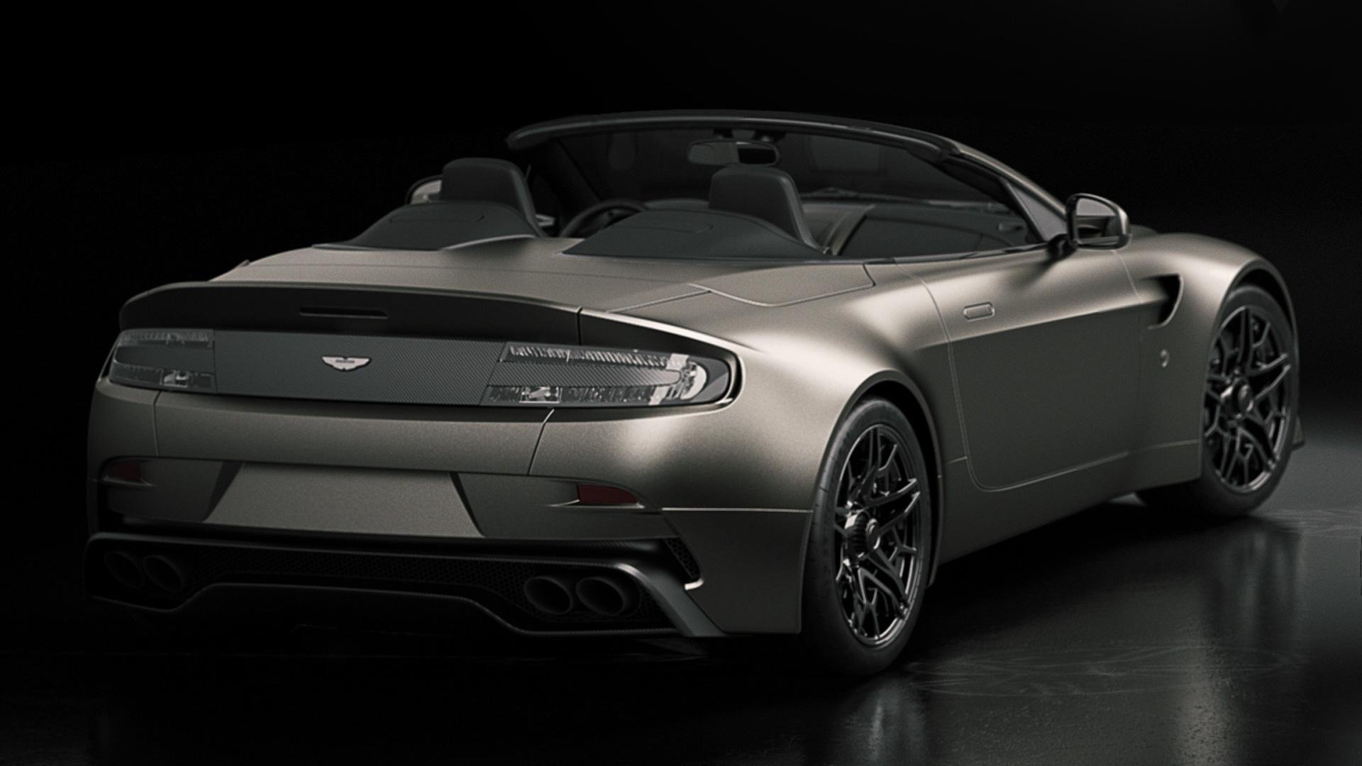 2018 Aston Martin V12 Vantage V600 Volante