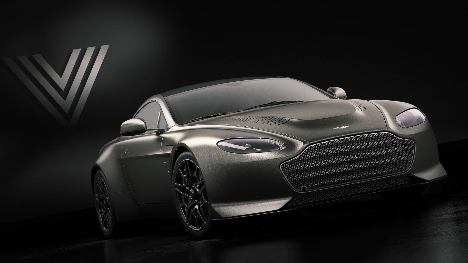 2018 Aston Martin V12 Vantage V600