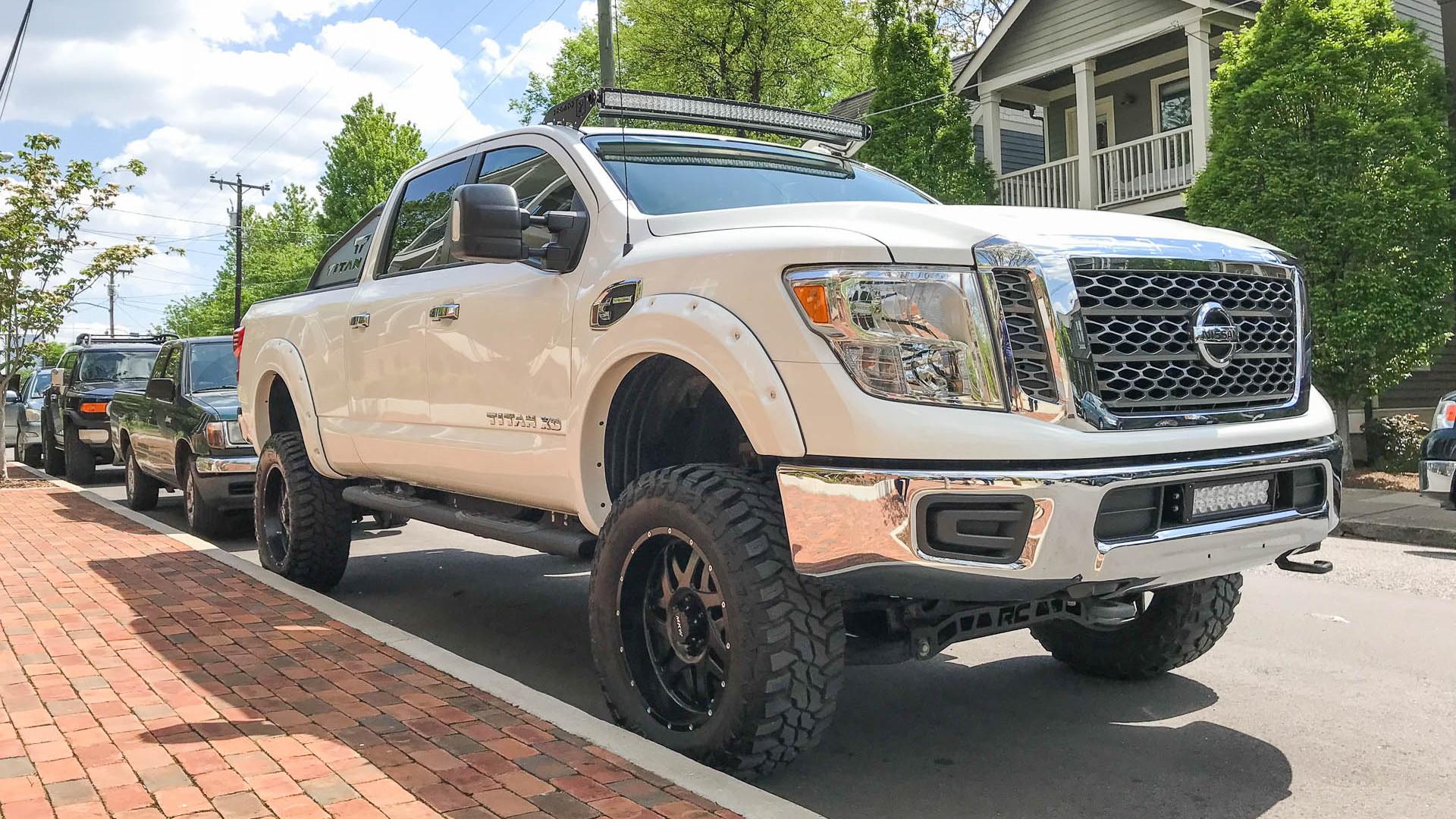 "2018 Nissan Titan XD, ""The Beast"""