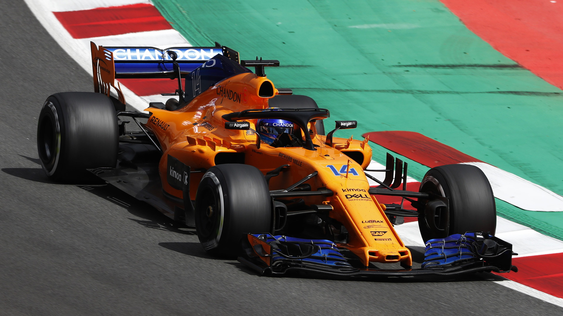 McLaren at the 2018 Formula 1 Spanish Grand Prix