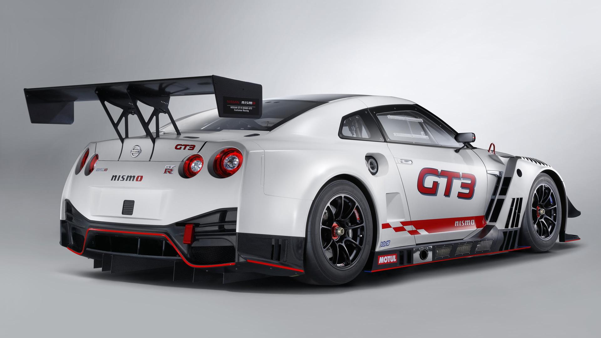 2019 Nissan GT-R Nismo GT3