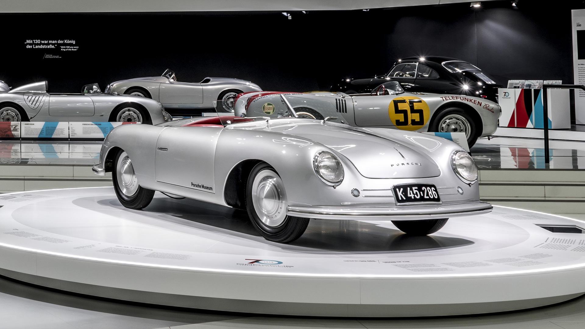 1948 Porsche 356 Roadster No 1
