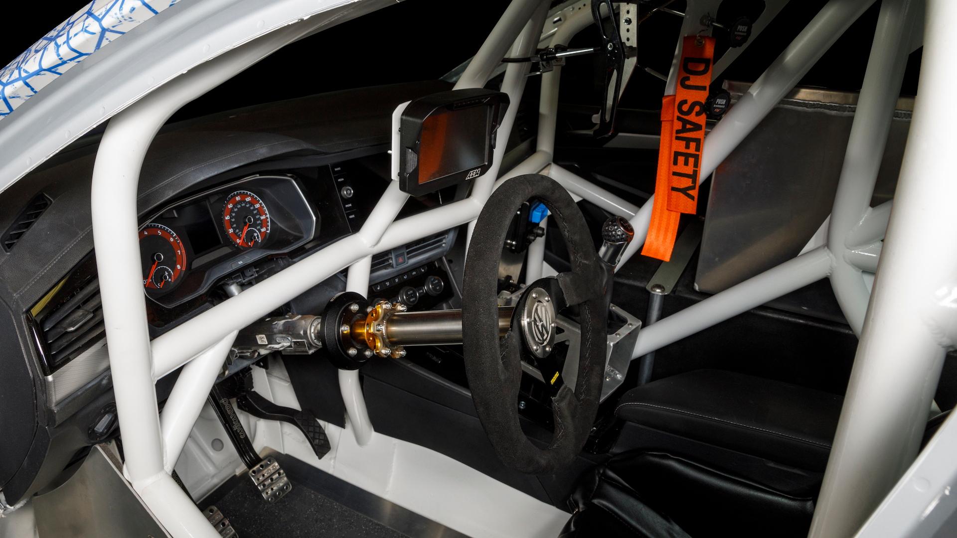 2019 Volkswagen Jetta Bonneville Salt Flats racer