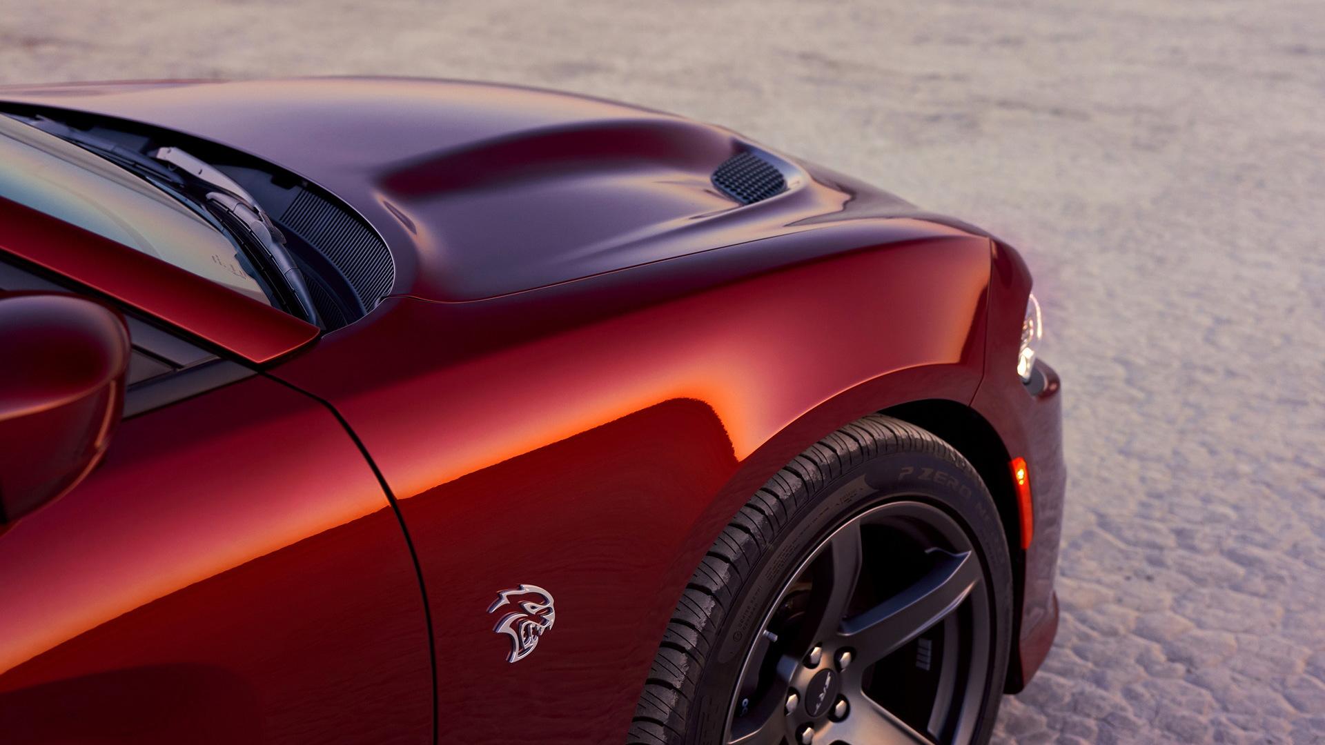 2019 Dodge Charger SRT Hellcat gets revised look, Demon tech