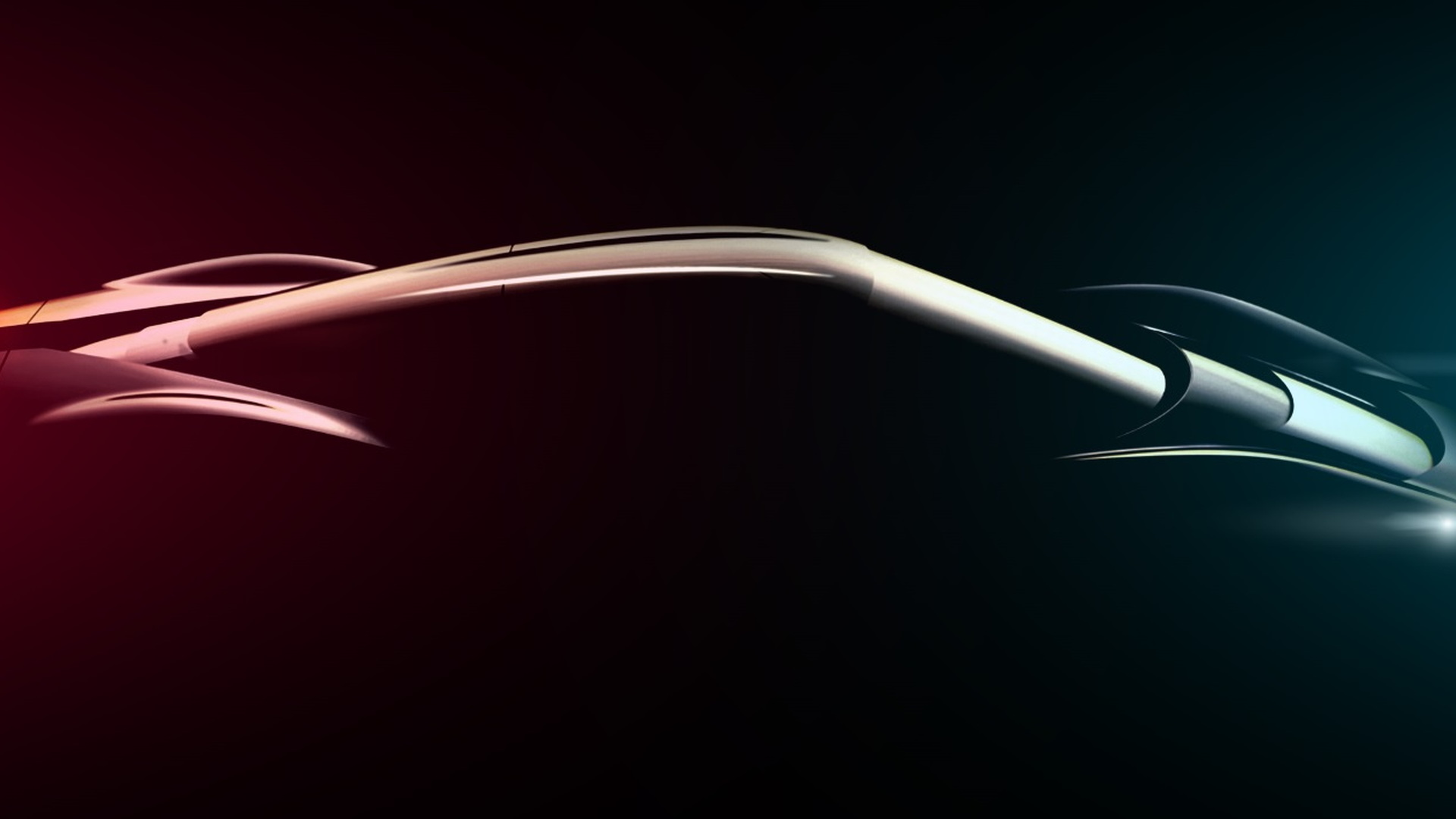 Teaser for Pininfarina PF0 electric hypercar debuting at 2019 Geneva auto show