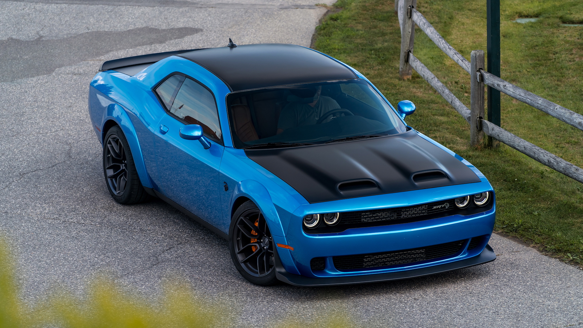 dodge challenger preview