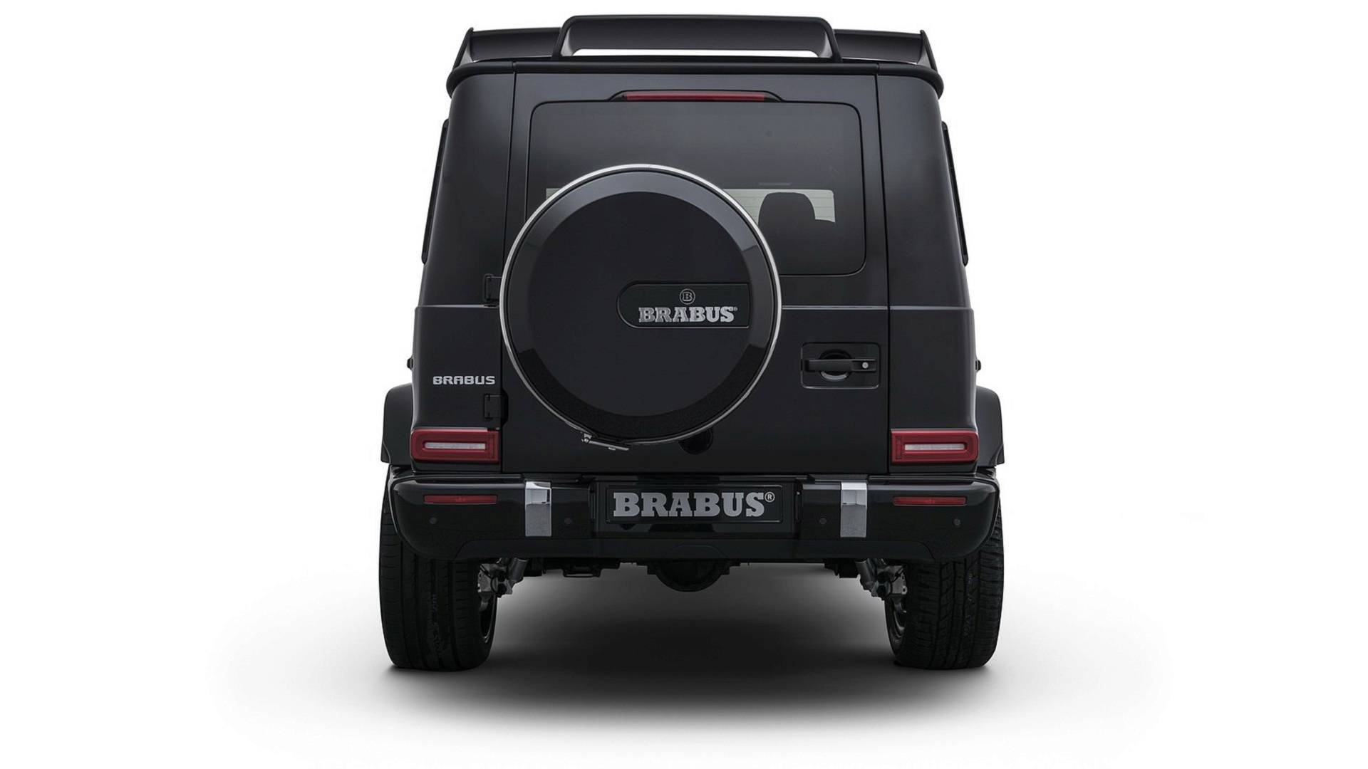 2019 Mercedes-Benz G500 Brabus B40 - 500