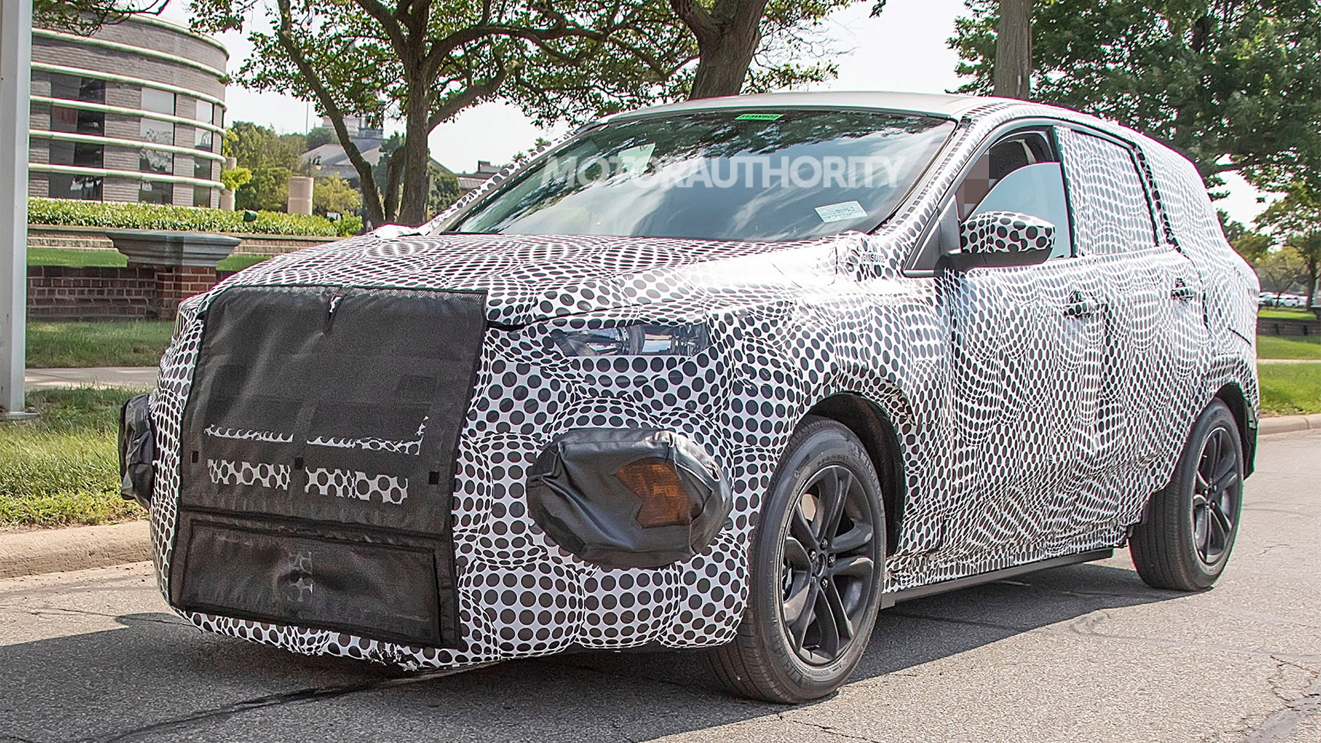 Ford Electric Car >> 2021 Ford Electric Suv Spy Shots
