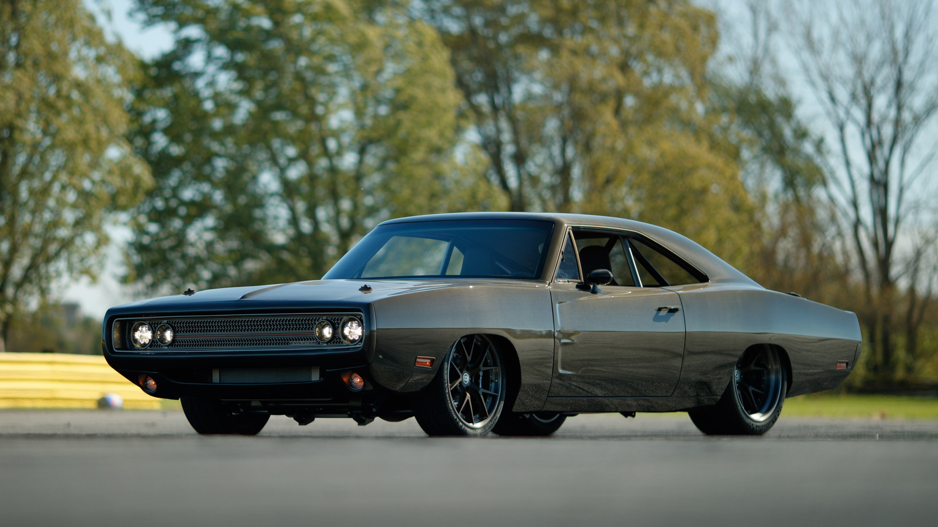 1970 Speedkore Dodge Charger Evolution