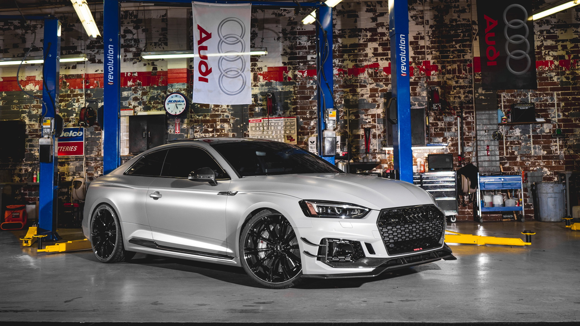 Abt Sportsline Readies Hot Audi Rs 5 And Wide Body Sq5 For Sema
