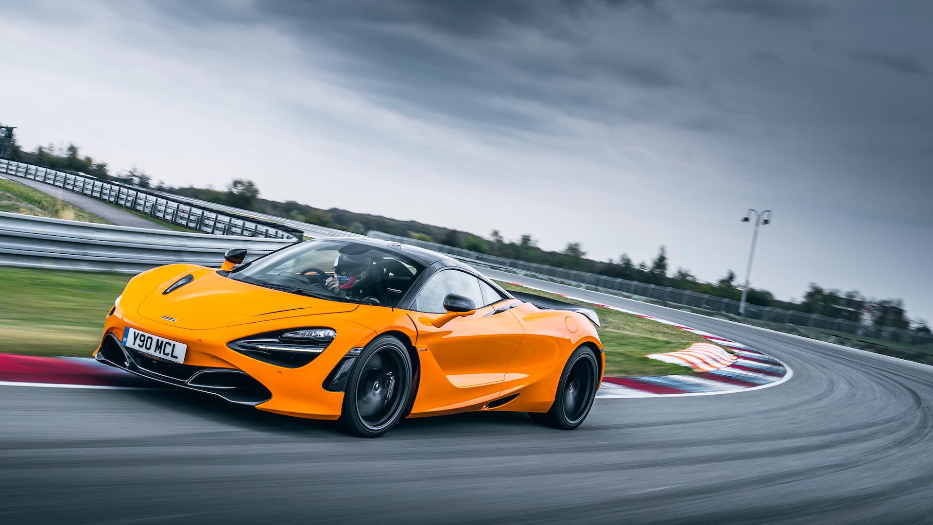 2019 McLaren 720S Track Pack