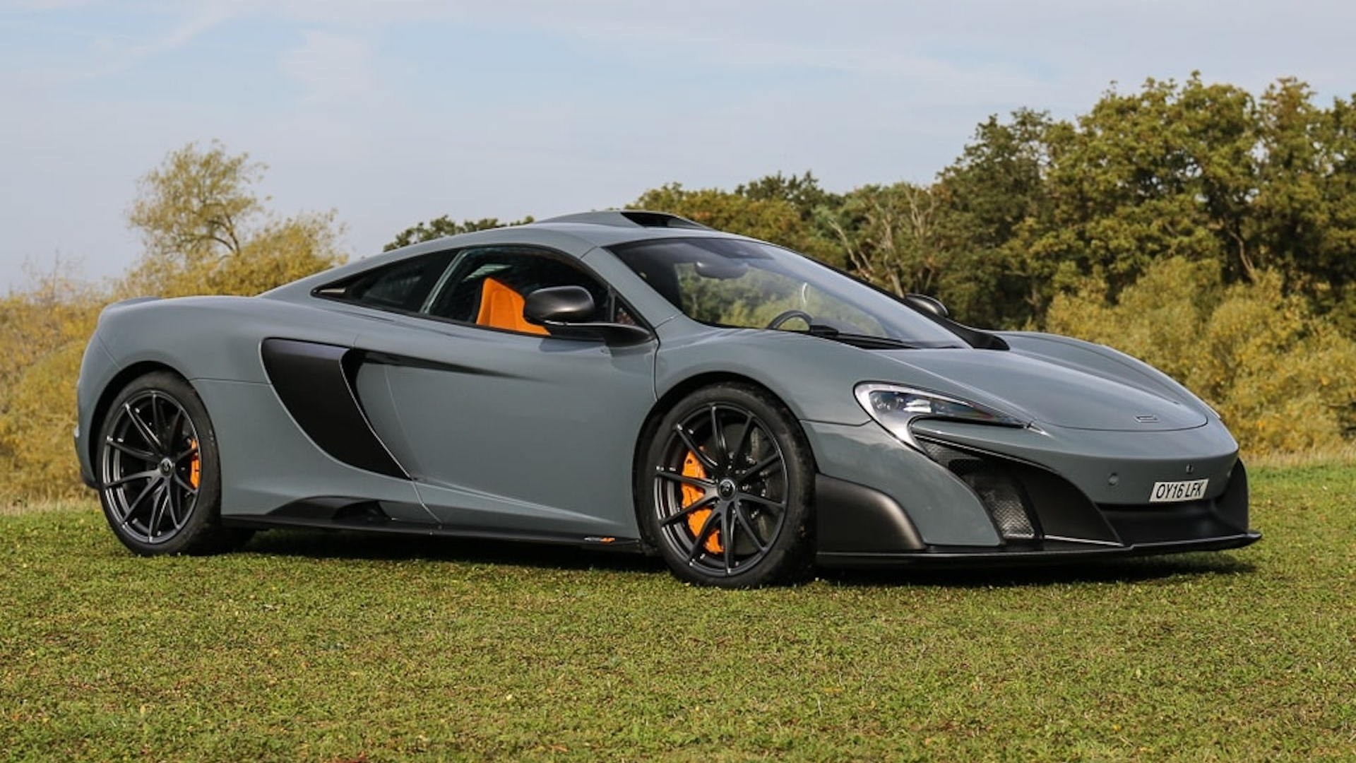 2016 McLaren 675 LT, Jay Kay collection