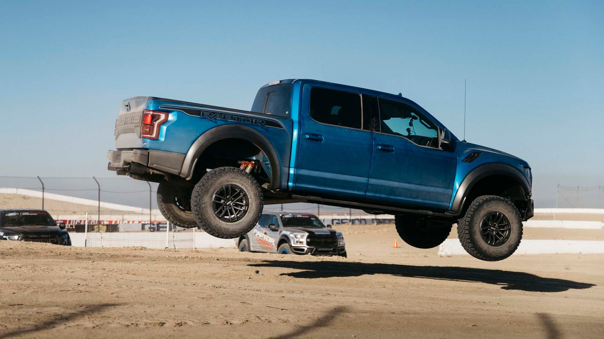 2019 Ford F 150 Raptor First Drive Review Smarter Faster Still King