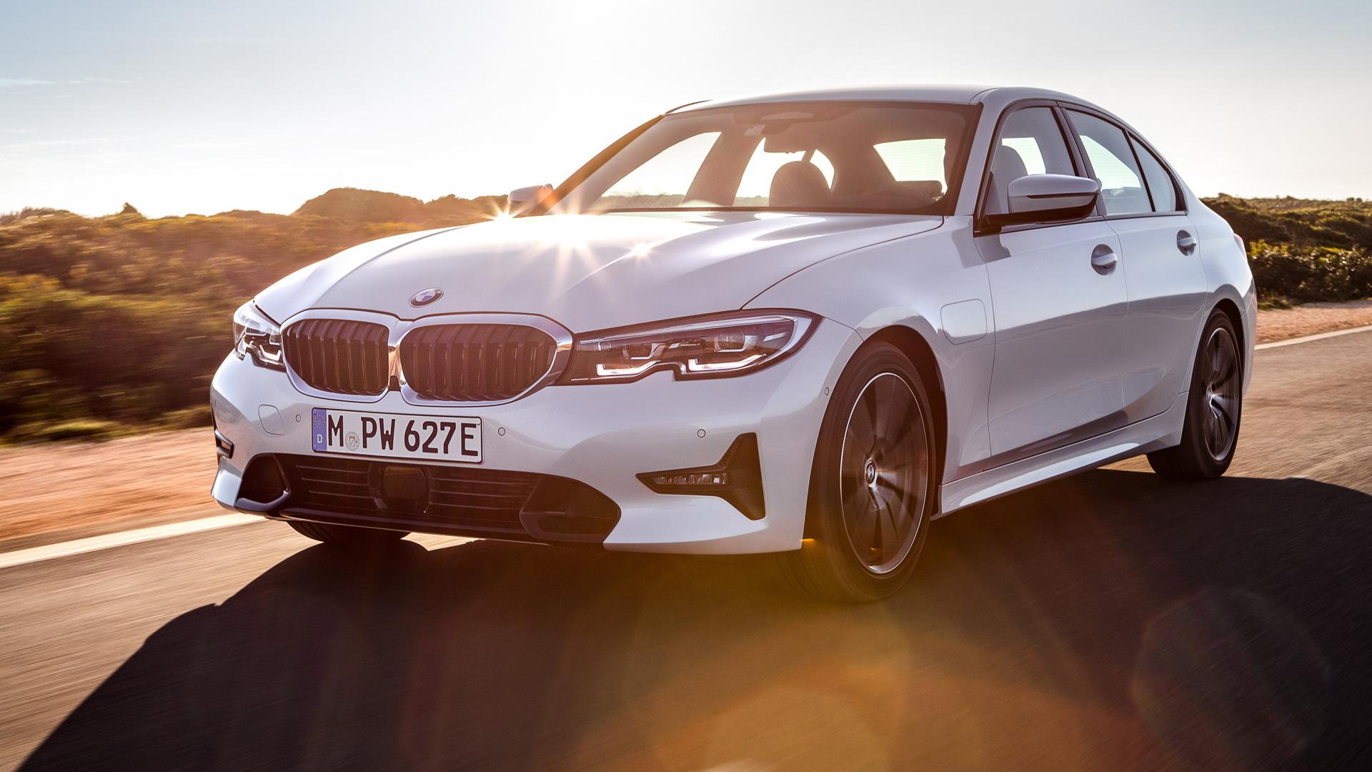 2020 BMW 330e