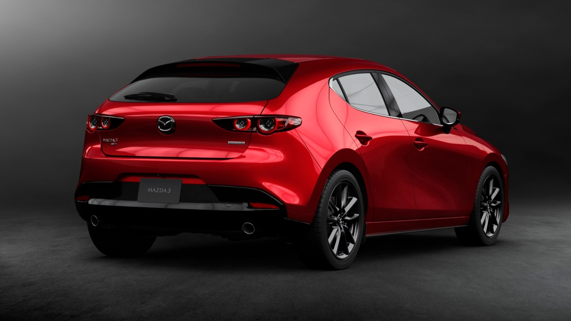 2019 Mazda 3 Hatchback, Redesign, Release Date, & Price >> Car Spy Shots News Reviews And Insights Motor Authority