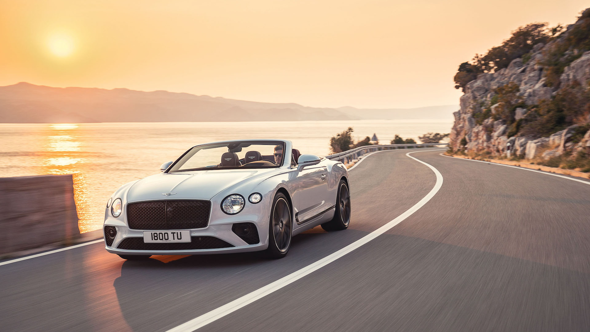 2019 Bentley Continental GT convertible