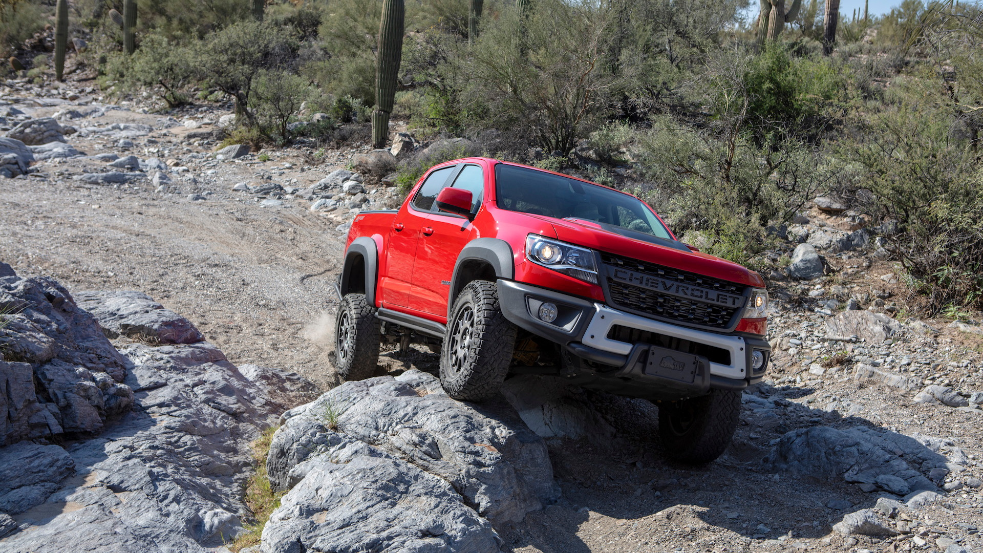 Chevrolet Says 2019 Colorado Zr2 Bison Is Sold Out