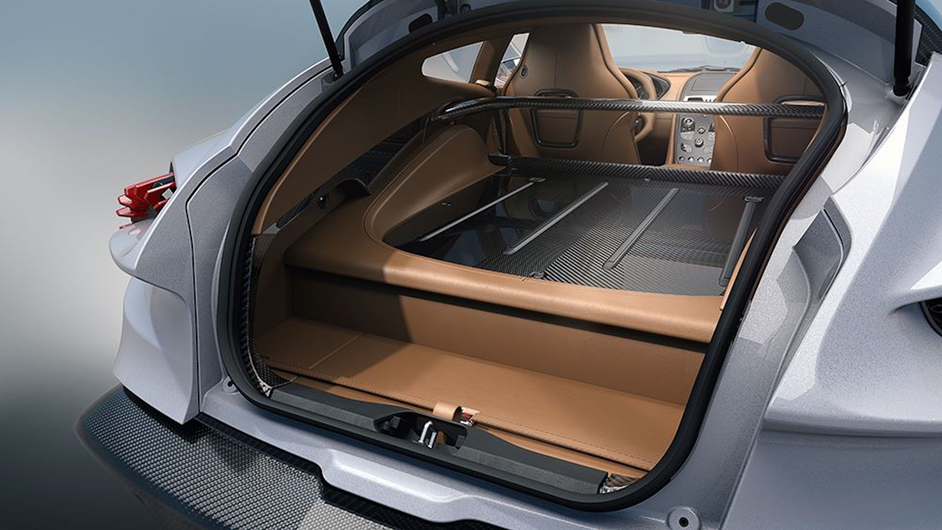 Aston Martin Shows Off Vanquish Zagato Shooting Brake S Interior