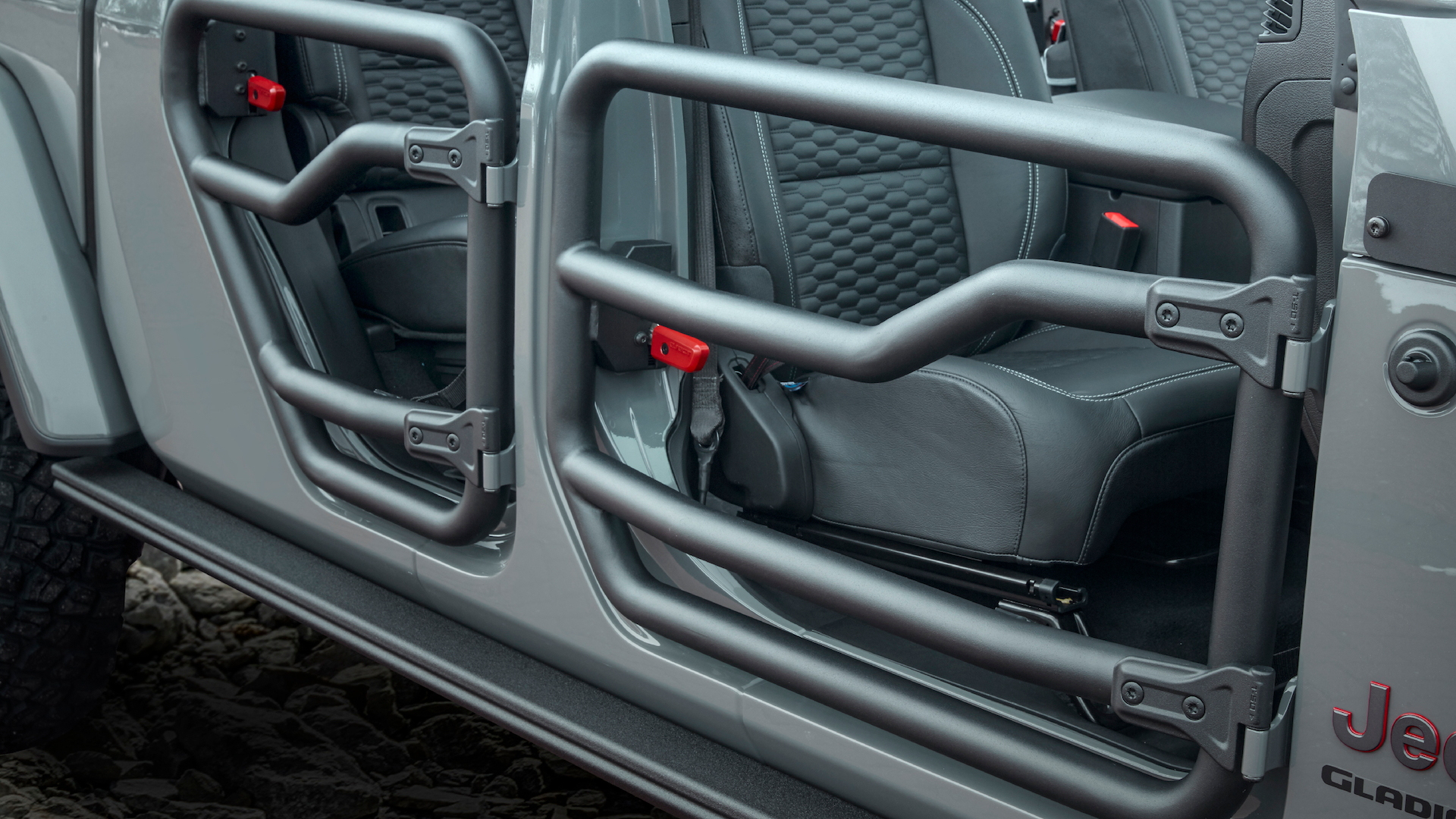 Mopar already has over 20 accessories for the 2020 Jeep ...