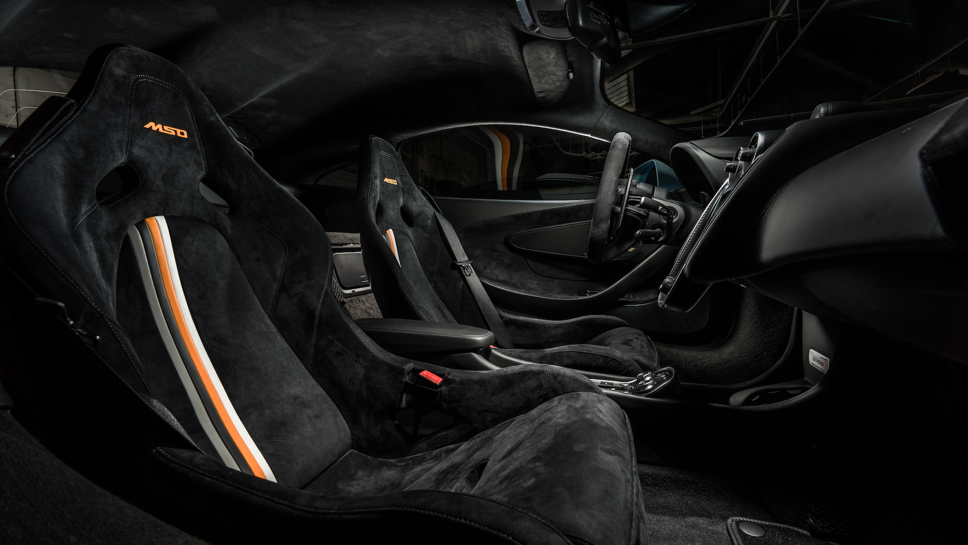 McLaren 570S Racing Through The Ages special edition