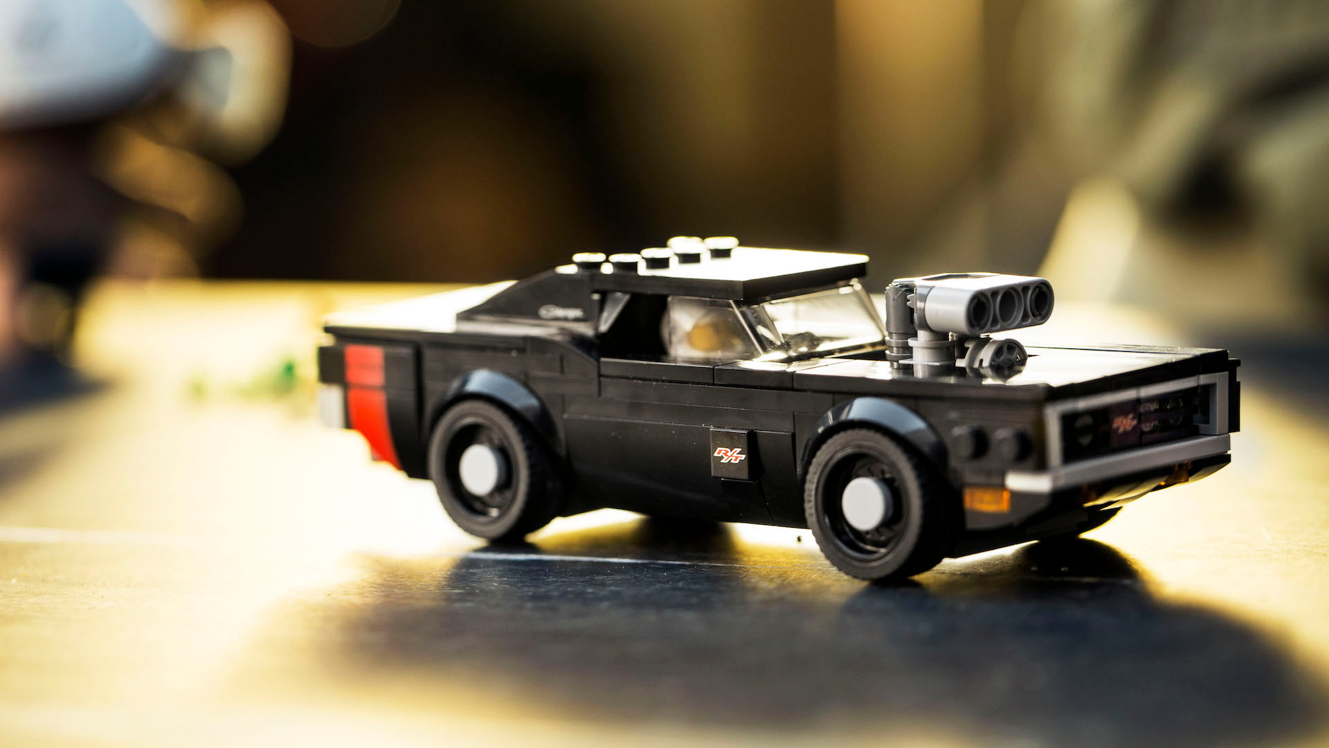 Dodge Lego Speed Champions build set