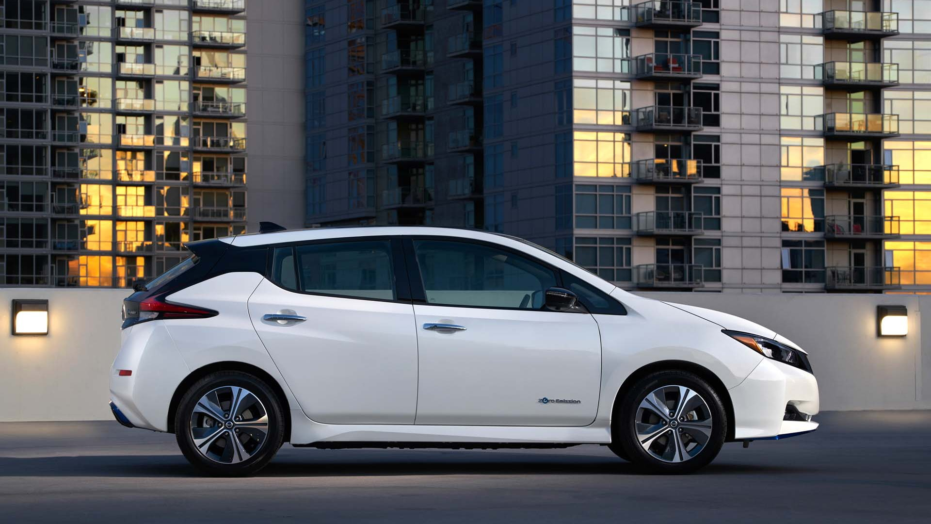 2019 Nissan Leaf Plus Revealed 226 Mile Range Quicker