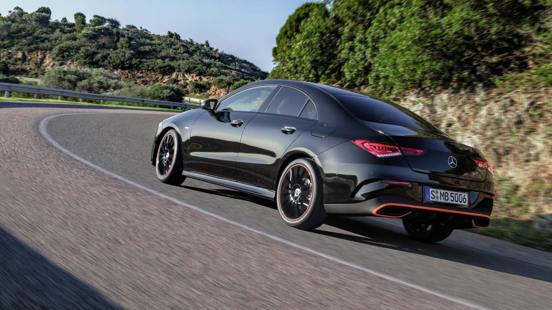 2020 Mercedes-Benz CLA Class