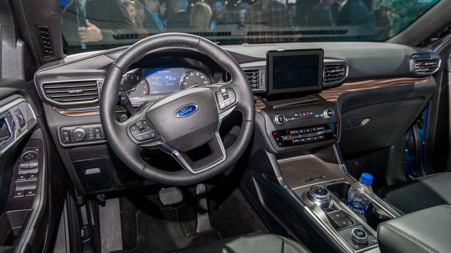 2020 Ford Explorer Hybrid Signals The Start Of A Big Electrified Push
