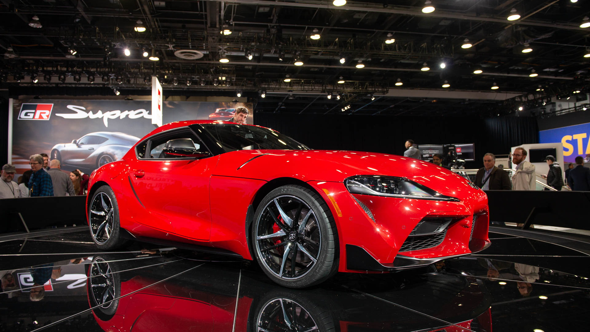 2020 Toyota Supra The Return Of Sports Car Excitement At Toyota