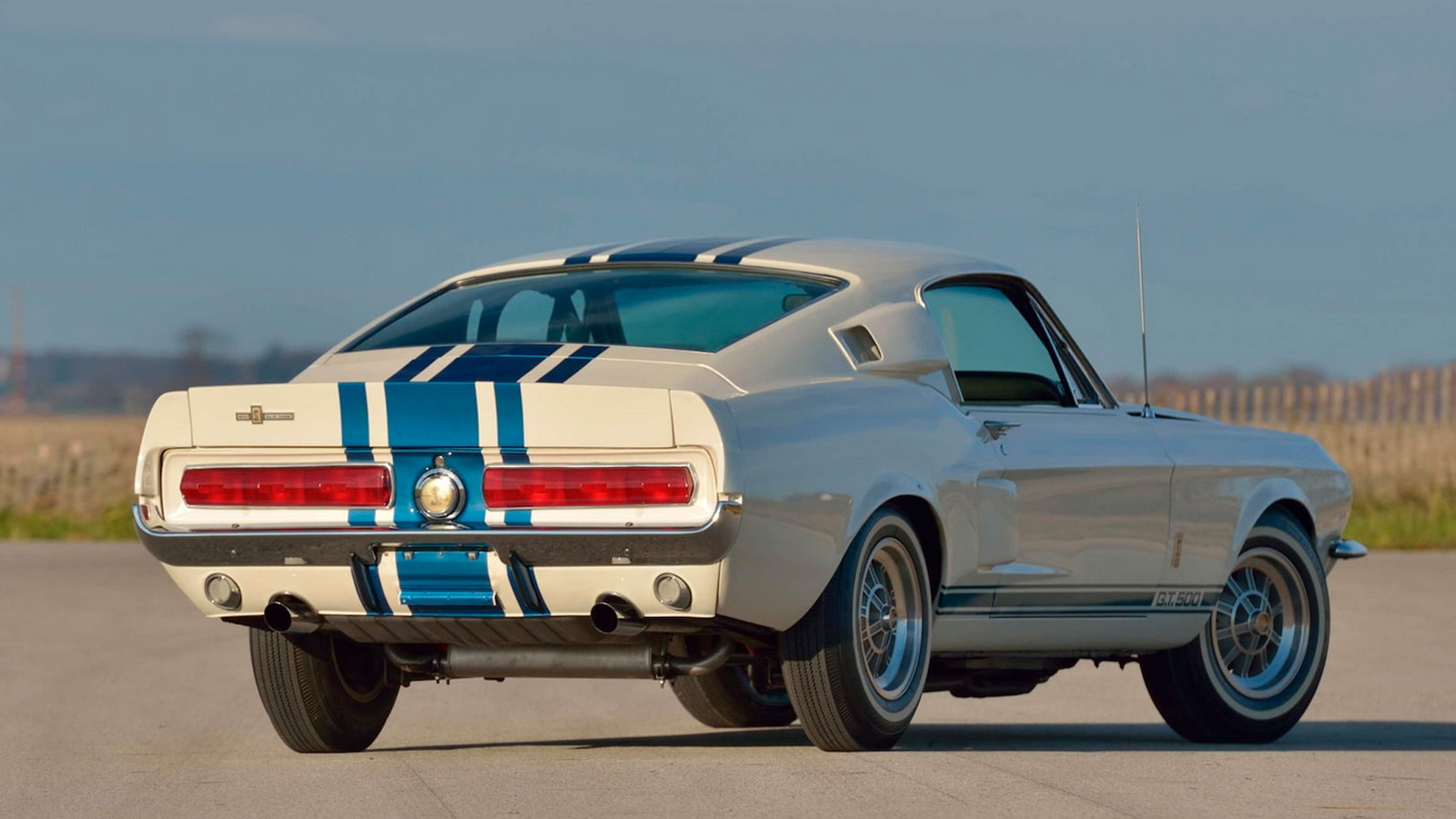 1967 Ford Shelby GT500 Super Snake
