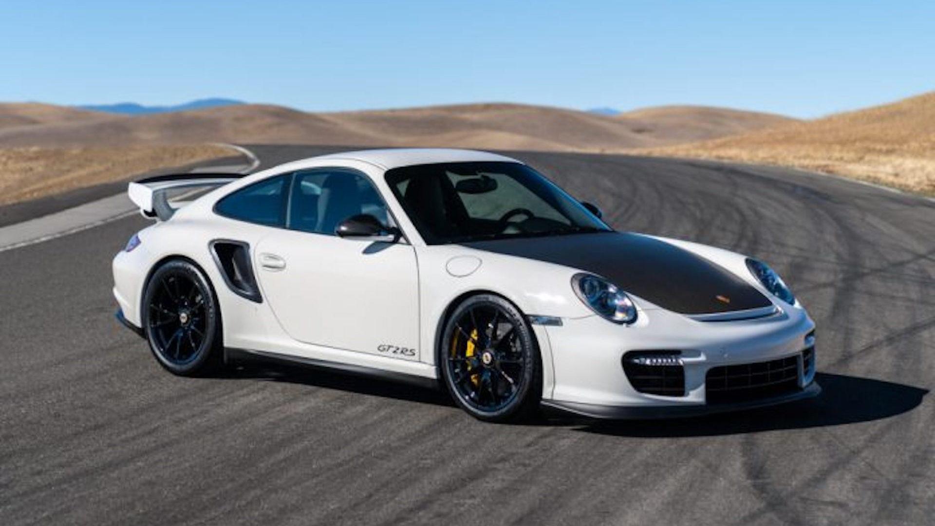 2011 Porsche 911 GT2 RS, via Gooding & Company