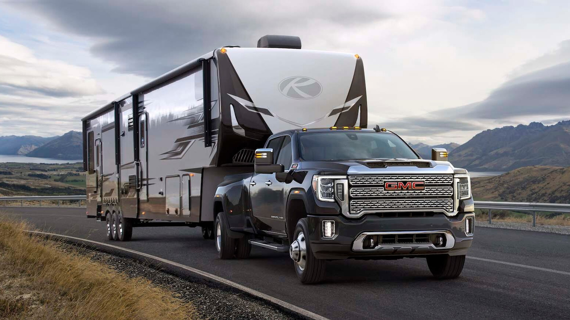 2020 GMC Sierra Heavy Duty