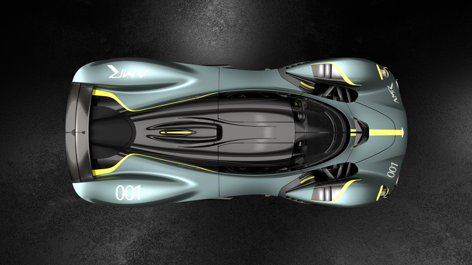 Aston Martin Valkyrie with AMR Track Performance Pack
