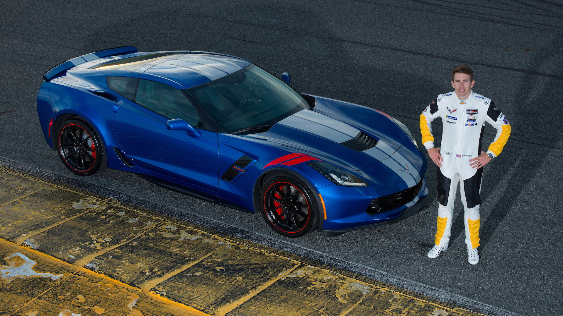 2019 Chevrolet Corvette Drivers Series special edition