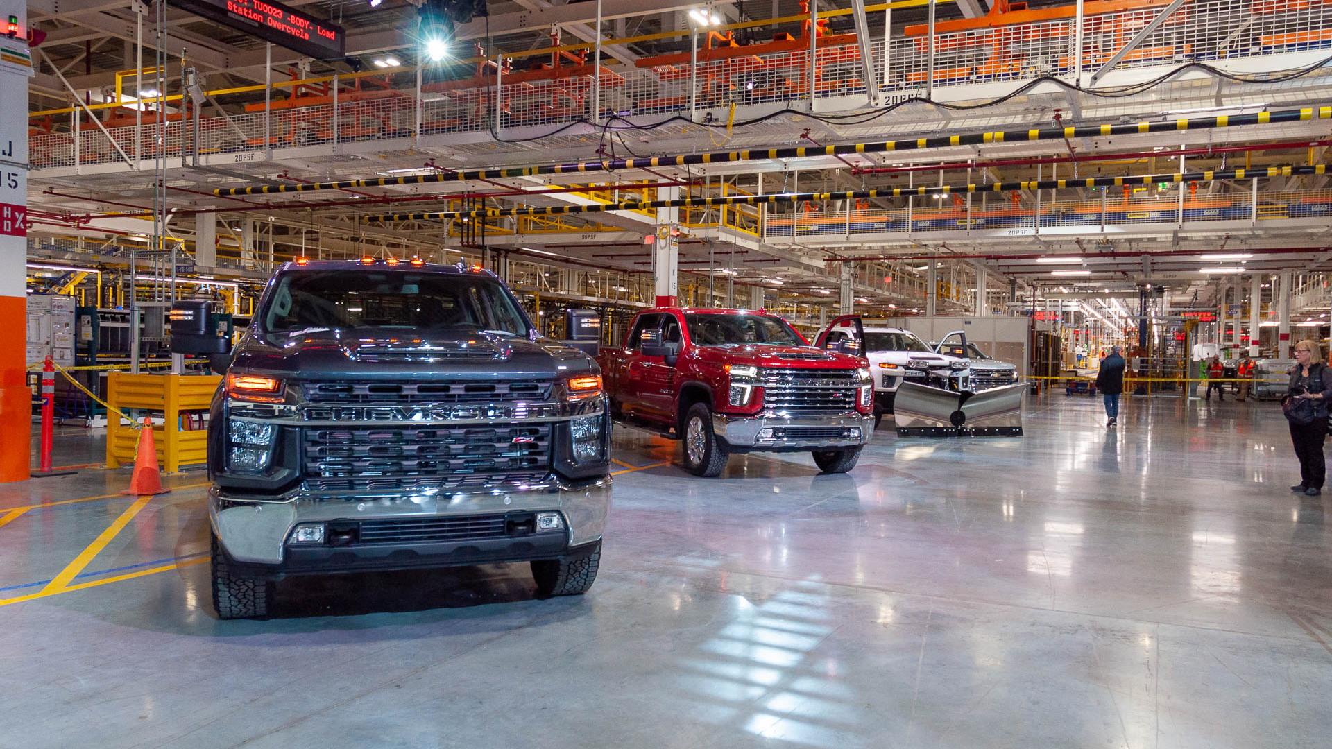 2020 Chevrolet Silverado 2500HD is ready to work: Heavy ...