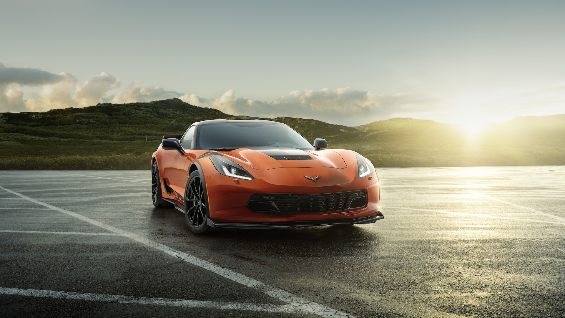 2019 Chevrolet Corvette Final Edition for Europe