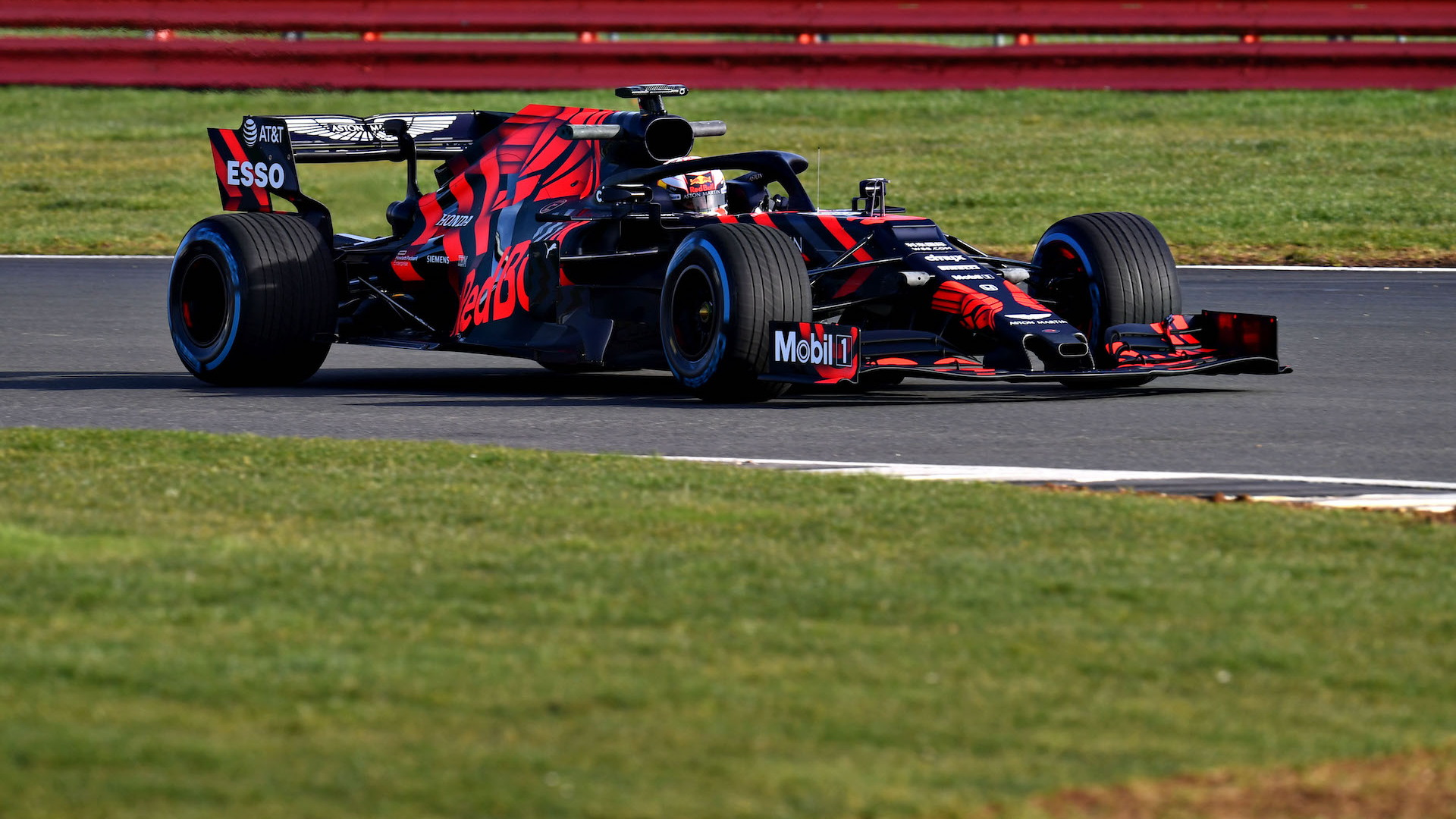 Aston Marin Red Bull Racing RB15 2019 F1 race car