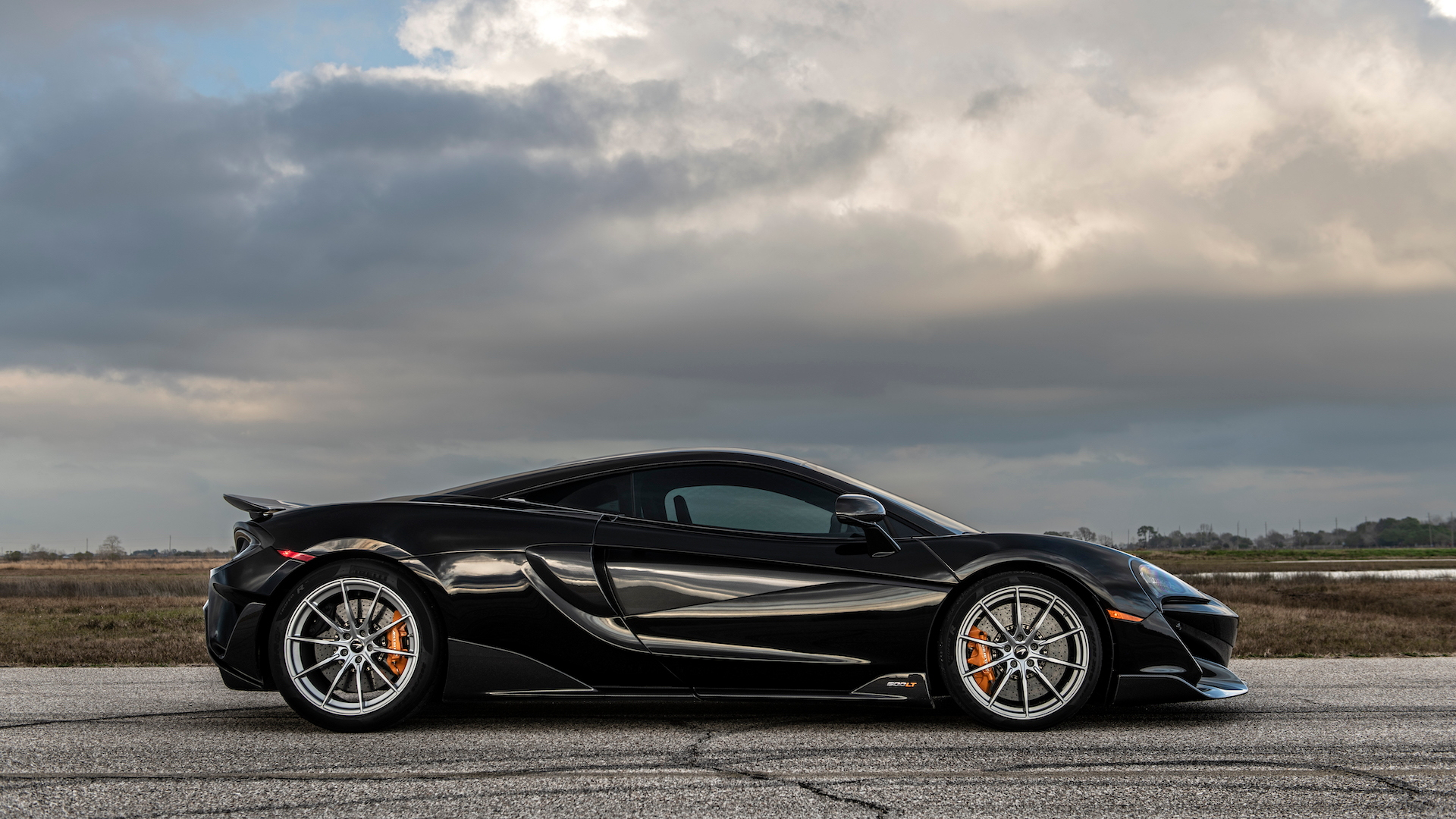 Hennessey Cranks Mclaren 600lt To 1 000 Horsepower
