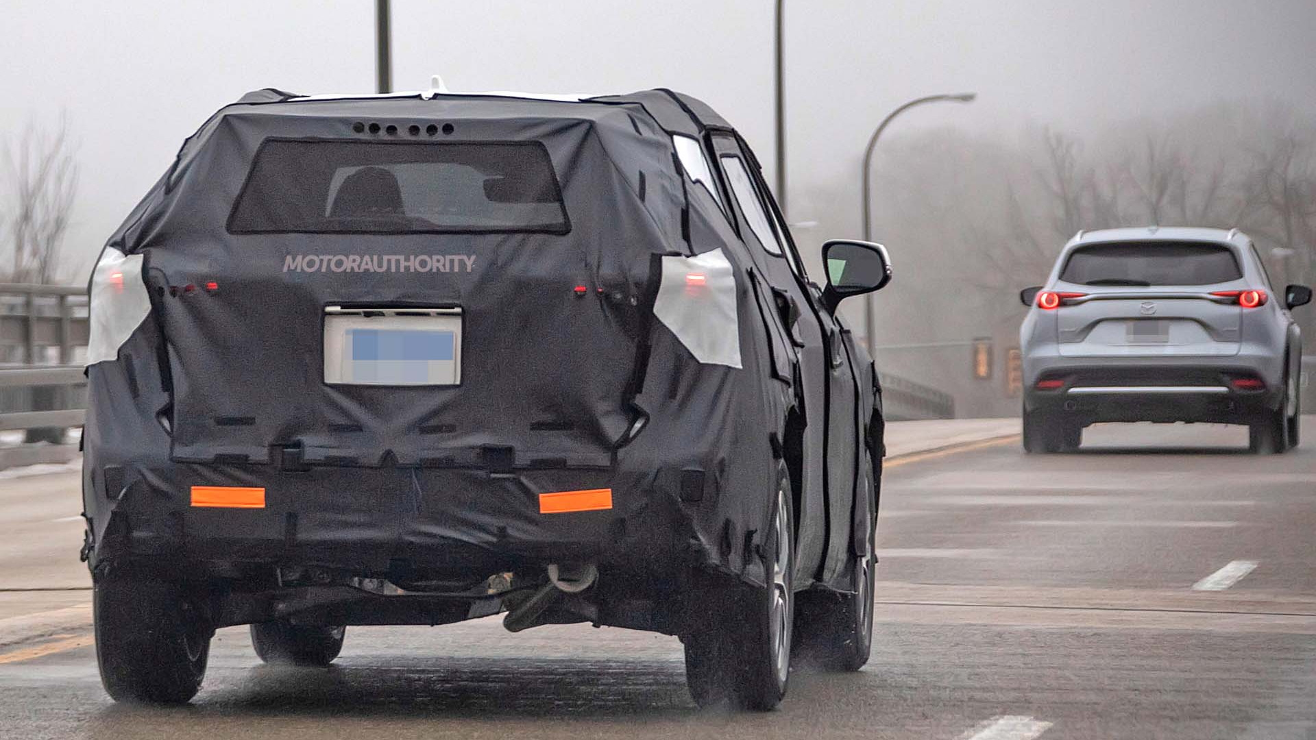 All-New SUV Teased And Ready For NY Show Debut — Toyota Highlander