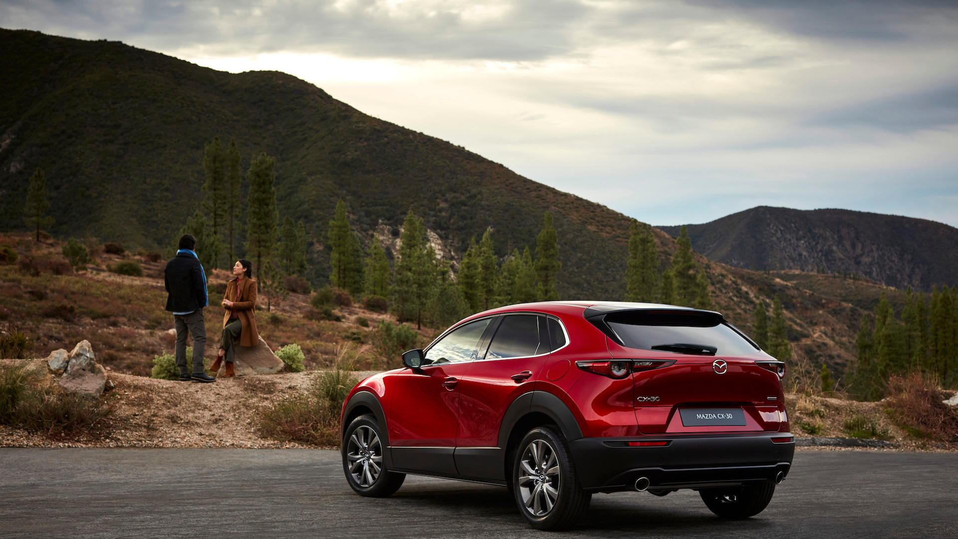 2019 Mazda CX-30 European-spec