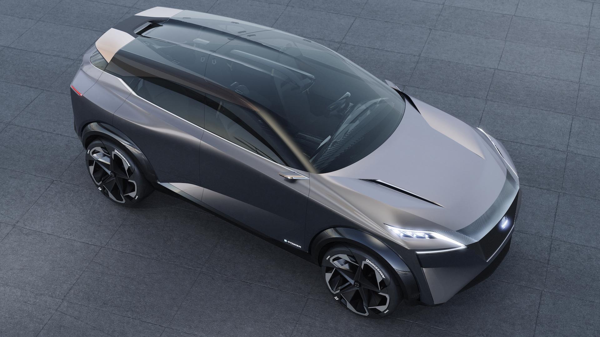 Nissan IMQ electric SUV concept