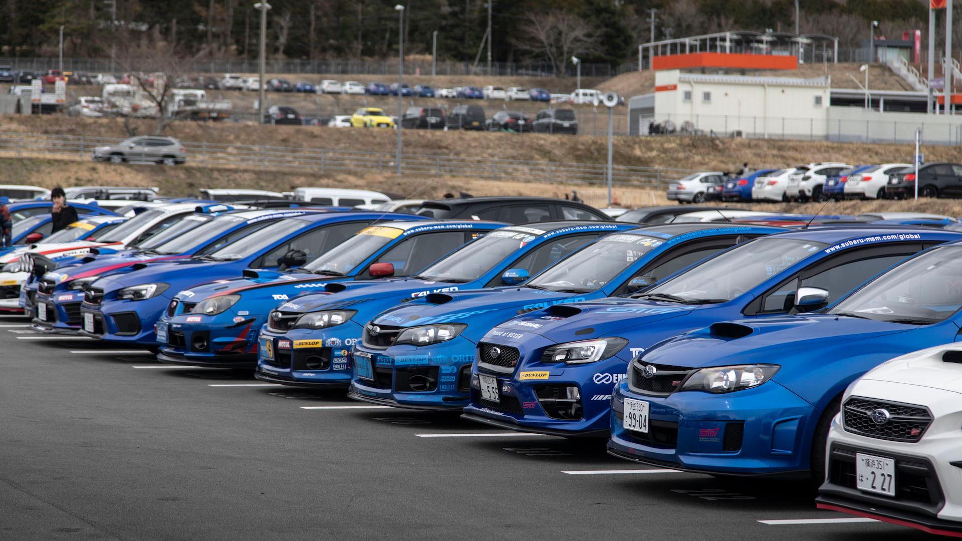 2019 Subaru WRX STI S209 first drive