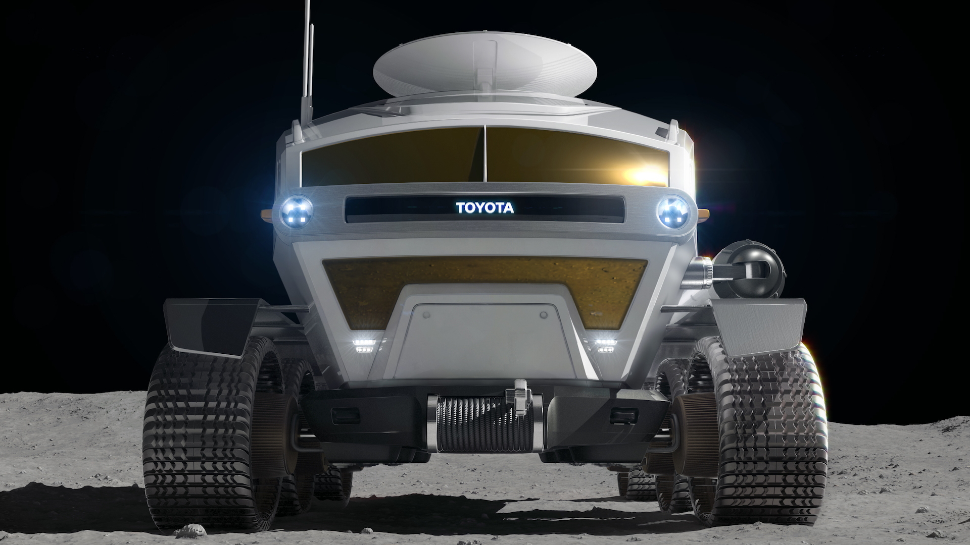 Toyota Lunar Rover concept