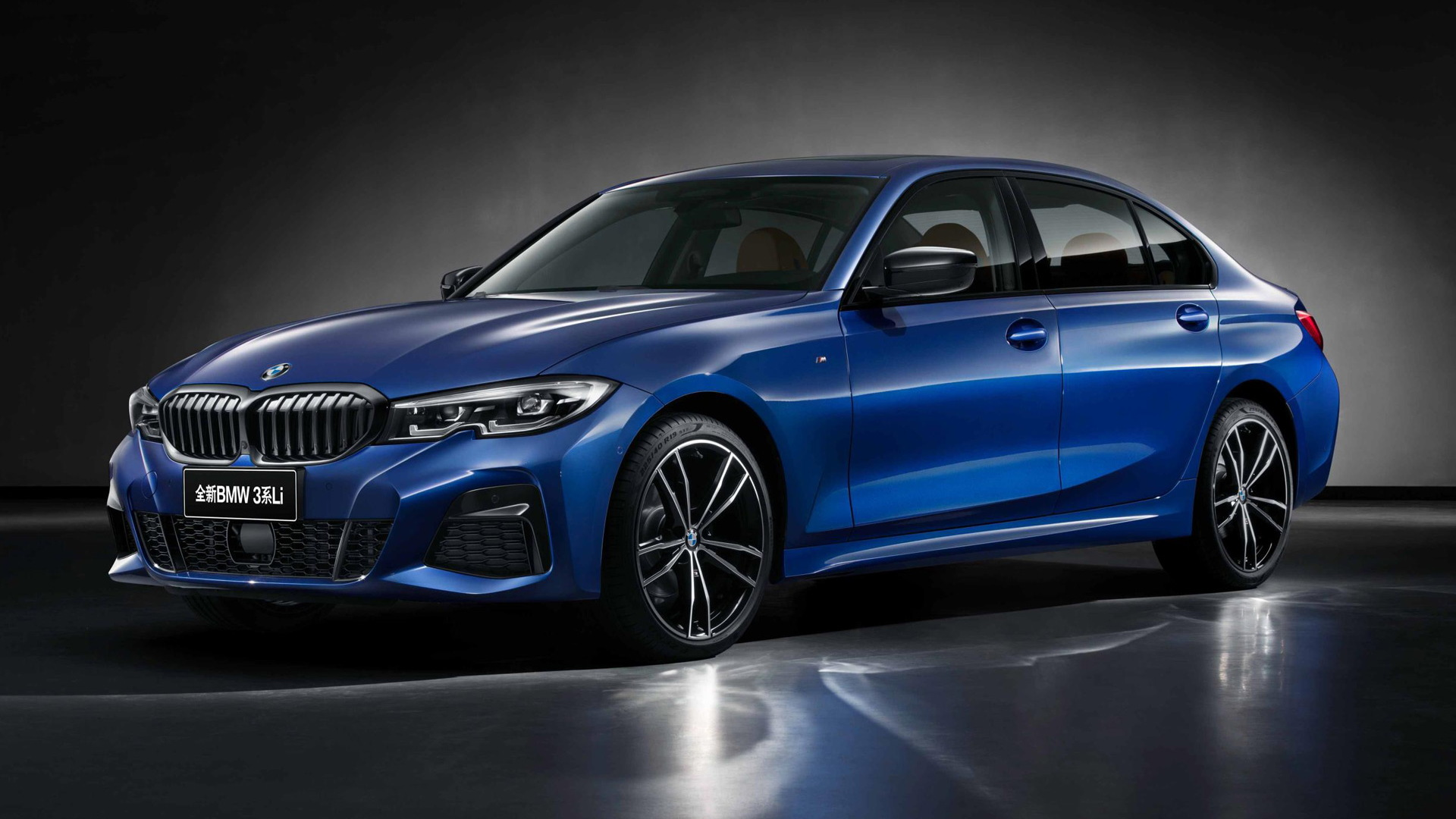 2019 BMW 3-Series Long Wheelbase