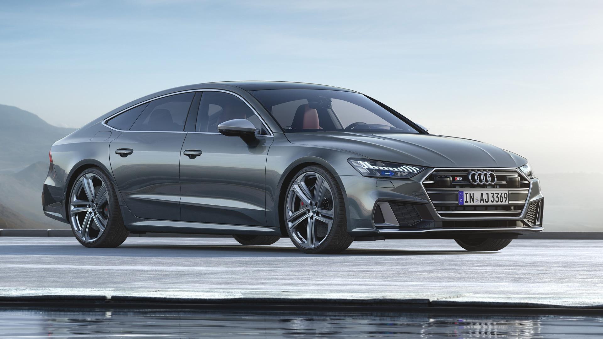 New Audi S7 Sportback