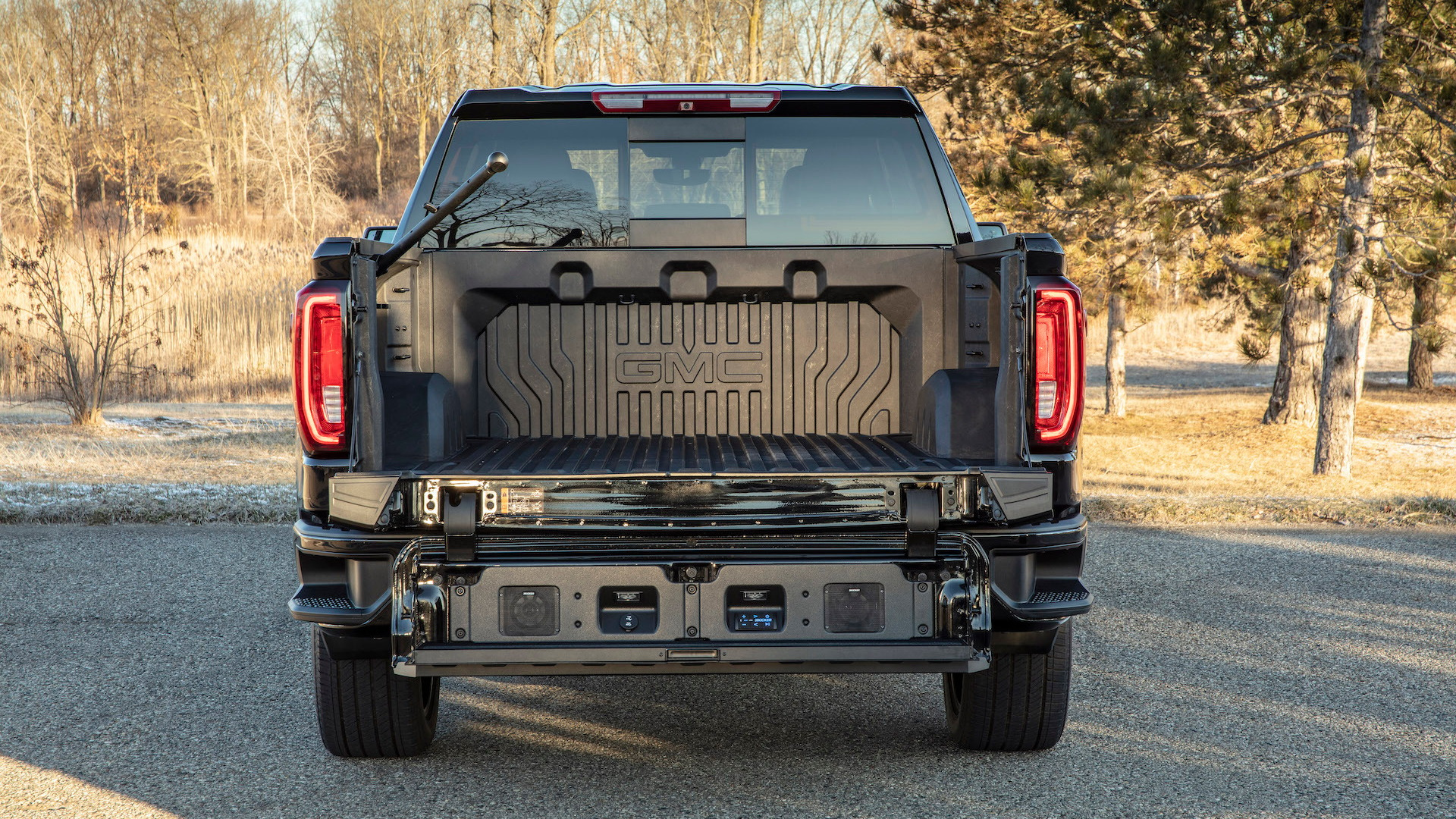 2019 GMC Sierra 1500 CarbonPro Edition