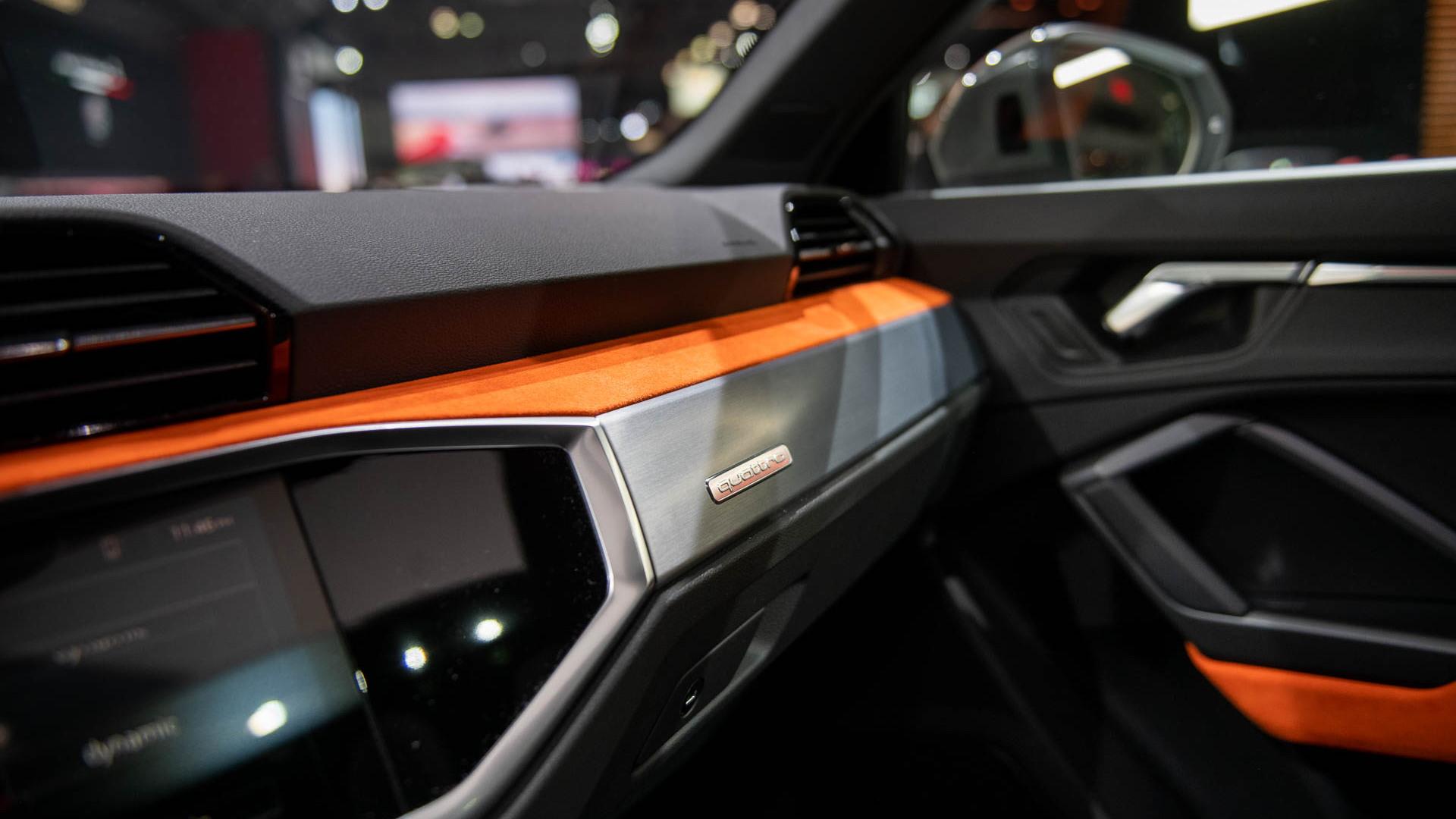 2019 Audi Q3, 2019 New york International Auto Show